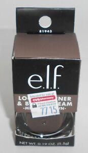 e.l.f. elf Lock On Liner & Brow Cream MEDIUM BROWN 81943 New In Box