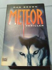 Meteor von Dan Brown (2003, Taschenbuch)