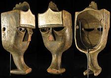 Art Africain beau grand Masque Africain GON tribu Kwele du Gabon le gorille déco