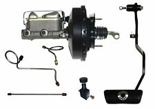 1967 68 69 Mustang Power brake booster kit with automatic pedal