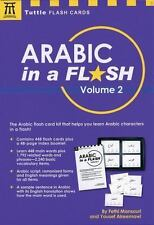 Arabic in a Flash Kit Volume 2 (Tuttle Flash Cards)