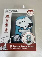 Peanuts Snoopy Universal Power Bank / Boost For All Mobile Devices
