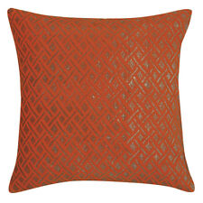 Neon Hutch Orange 40x40cm Cushion Cover RRP $ 47.95 New AUS Seller & Stock