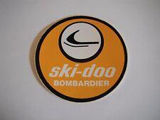 Vintage NOS Ski-Doo Bombardier Decal