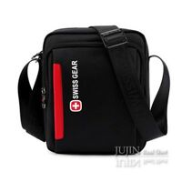 New Men Women Messenger Shoulder Bags Swiss Handbag Sports Bag Shoulder Bag