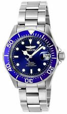 Invicta Mens 9094 Pro Diver Collection Stainless Steel Automatic Dress Watch W/