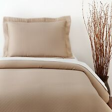 SFERRA Bari Full/Queen Blanket Cover Blush W1737