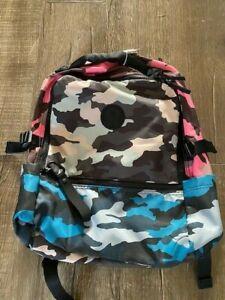 Lululemon New Crew Backpack Camo NWT