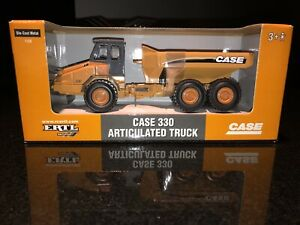 For Sale: Out-of-Production, Diecast Case 330 Articulated Dump Truck 1/50 NIB