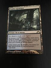 MTG MAGIC GATECRASH WATERY GRAVE (FRENCH TOMBE AQUATIQUE) NM