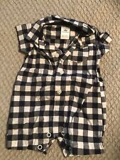 Baby Newborn Size Carters One Piece Outfit