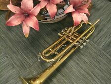 Beautiful Holton T602 Standard Student Model Trumpet, Ready to Play!  MSRP $1099