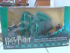 Harry Potter VS. Lord Voldemort Graveyard Duel Neca Action figures set new