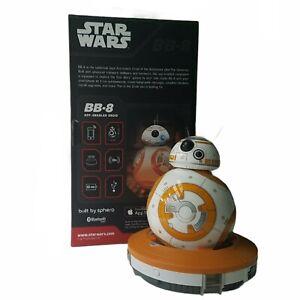 Spherp Star Wars BB-8 App-Enabled Remote Control Droid Working w/ Box R001
