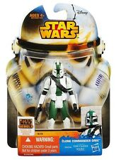 "Star Wars Rebels Clone Commander Gree 3.75"" Action figure New / sealed"