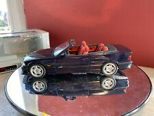 bmw e36 m3 cabrio ut models 1:18 read info