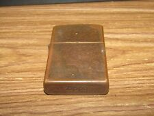 #144M NIce 2003 03 Copper Zippo Made in U.S.A USA Free Dom SHipping