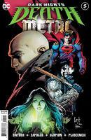 Dark Nights Death Metal #5 Foil Cover A DC comic 1st Print 2020 NM