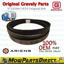 OEM Original Gravely Ariens Genuine Hyrdo Drive Belt 07242000 RIBS