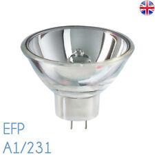 More details for efp a1/231 12v 100w gz6.35 unbranded disco dj studio bulb lamp a1 231 uk stock