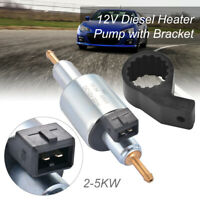 12V Car Air Parking Electronic Heater Diesel Pump Oil Fuel+ Mount Bracket MA2024