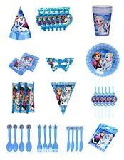 Disney Frozen Theme Birthday Party Balloons Tableware Decoration Game Supplies