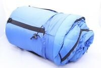 California Basics 400gsm 3-4Jahreszeiten Mumienschlafsack für Camping blau *NEU*