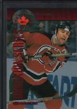 SCOTT STEVENS 1997/98 DONRUSS CANADIAN ICE #114 DOMINION DEVILS SP #123/150