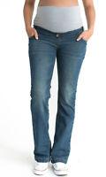 Vintage Maternity Pregnancy Jeans Petite Long Plus Size 8 10 12 14 16 18 20 22