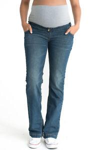Vintage Maternity Pregnancy Jeans, Petite Long Plus Size 8 10 12 14 16 18 20 22