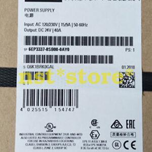 6EP3437-8SB00-0AY0 Regulated power supply 6EP3437-8SB00-0AY0
