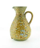 Le Cyclope französische Keramik Fat Lava Emaux des Dunes Dekor 70s Space Age