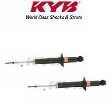Pair Set of 2 Rear Shock Absorbers Struts Inserts Set Kit for Hyundai Sonata XG
