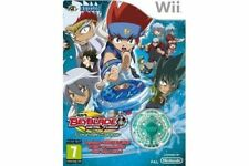 Beyblade Metal Fusion Countere Leone + Toupie Wii neuf sous blister