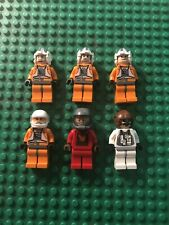 Lego Rebel Pilots Battle Pack (ten Numb) Minfigures
