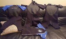 Body Glove PRO 2 2.1 Zip Back  Wetsuits junior14-12  Black blue men s child c3 4