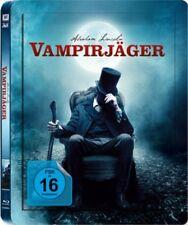 ABRAHAM LINCOLN: VAMPIRJÄGER (Blu-ray 3D + Blu-ray Disc) Steelbook NEU+OVP