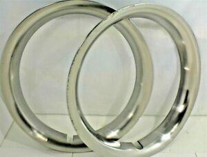 "15"" GM TRIM RINGS HUBCAPS BEAUTY RING CHEVROLET TRUCK GMC 15661035 1994-1999"