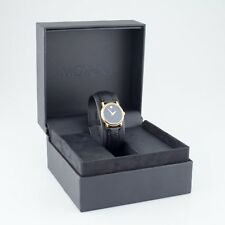 Movado Ladies Gold-Plated Quartz Women's Watch w/ Box and Papers 15.386.297