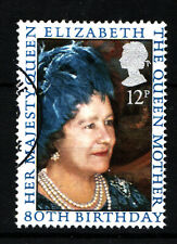 1980, 80th Birthday of Queen Mother, Fine Used Stamp, SG 1129