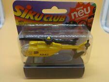 Siku #0831 German Yellow ADAC Helicopter - MIP