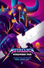 Metallica Rock Music Poster Print T1394 |A4 A3 A2 A1 A0|