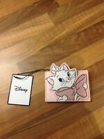 Brand new Disney Marie From Aristocats card holder/wallet