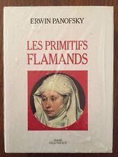 Les primitifs Flamands - Edwin Panofsky - Hazan