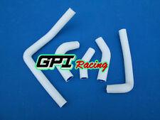 silicone radiator hose Honda CR250 CR 250 R 2003-2008 03 04 05 06 07 08 WHITE