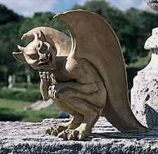 Cambridge Hopping Gargoyle Sculpture Statue  Legend Large Patio Yard Garden Lawn