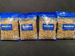 Kirkland Signature Shelled Walnuts 4x 48oz Bags Halves & Pieces US #1 Quality