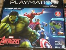 HUGE PLAYMATION GAMMA GEAR STARTER PACK + SMART FIGURES IRON MAN & HULK NEW