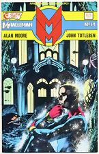 Miracleman #14 Vf, Alan Moore, John Totleben, Eclipse Comics 1988