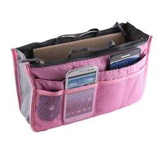 Women Travel Insert Handbag Organizer Purse Large Liner Organizer Tidy Bag New